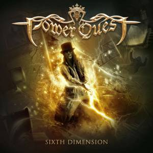 Cover - Power Quest: Sixth Dimension