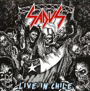 Cover - Sadus: Live In Chile
