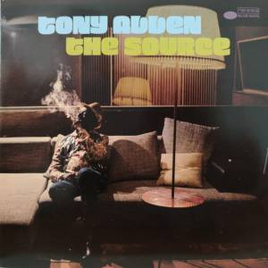 Cover - Tony Allen: Source, The