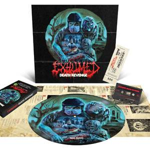 Cover - Exhumed: Death Revenge