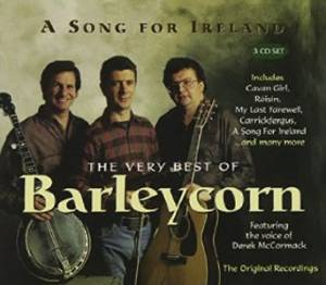 Cover - Barleycorn: Song For Ireland - The Very Best Of Barleycorn, A