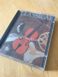 Cover - Henryk Mikołaj Górecki: Classical - The Minidisc Special Collection