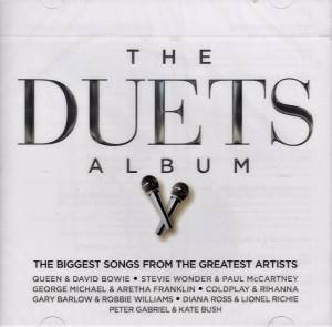 Cover - Kylie Minogue & Jason Donovan: Duets Album, The