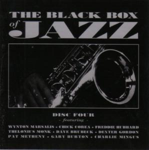 Black Box Of Jazz Disc Four, The - Cover