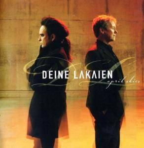 Deine Lakaien: April Skies - Cover