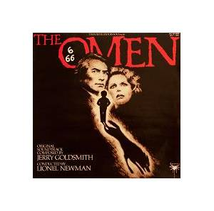 Jerry Goldsmith: Omen, The - Cover