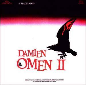 Jerry Goldsmith: Damien: Omen II - Cover