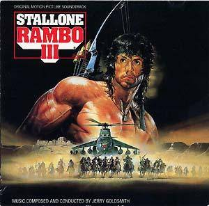 Jerry Goldsmith: Rambo III - Original Motion Picture Soundtrack - Cover