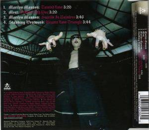 Marilyn Manson / Stabbing Westward / Mest: Tainted Love (Split-Single-CD) - Bild 2