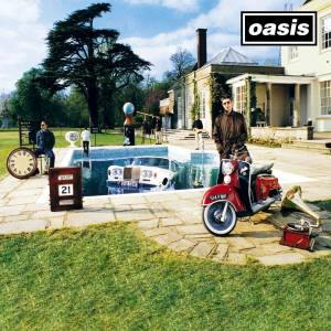 Cover - Oasis: Be Here Now