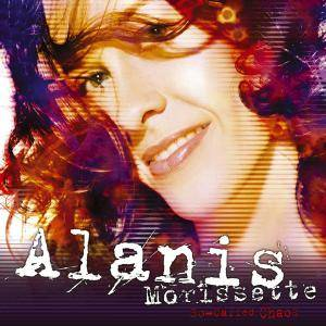 Alanis Morissette: So-Called Chaos - Cover