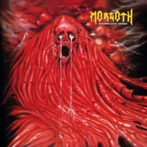 Morgoth: Resurrection Absurd - Cover