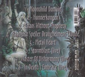Dimmu Borgir: Godless Savage Garden (Mini-CD / EP) - Bild 2
