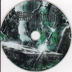 Dimmu Borgir: Godless Savage Garden (Mini-CD / EP) - Bild 5