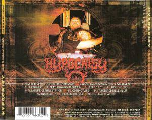 Hypocrisy: 10 Years Of Chaos And Confusion (CD) - Bild 2