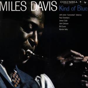 Miles Davis: Kind Of Blue - Cover