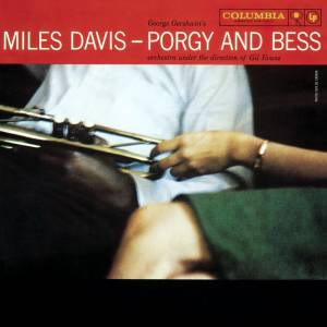 Miles Davis: Porgy And Bess - Cover