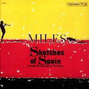 Miles Davis: Sketches Of Spain - Cover