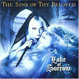The Sins Of Thy Beloved: Lake Of Sorrow - Cover