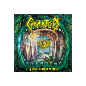 Crematory: ...Just Dreaming - Cover