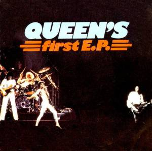 Queen: Queen's First E.P. - Cover