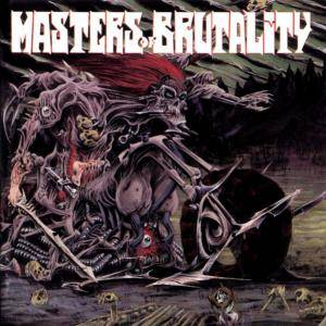 Masters Of Brutality - Cover
