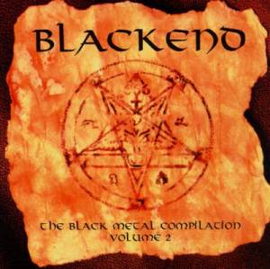 Blackend - The Black Metal Compilation Vol. 2 - Cover