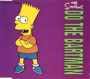 The Simpsons: Do The Bartman - Cover