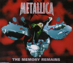 Metallica: Memory Remains, The - Cover