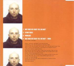Moby: Why Does My Heart Feel So Bad? (Single-CD) - Bild 3