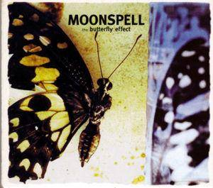 Moonspell: Butterfly Effect, The - Cover