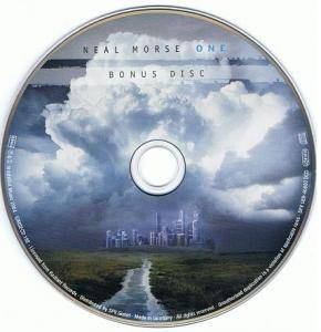 Neal Morse: One (2-CD) - Bild 4
