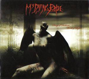 Cover - My Dying Bride: Songs Of Darkness, Words Of Light