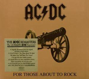 AC/DC: For Those About To Rock (CD) - Bild 1