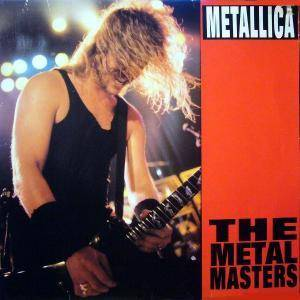 Metallica: Metal Masters, The - Cover