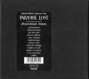 Paradise Lost: Draconian Times (CD) - Bild 1