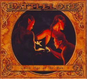 Battlelore: Third Age Of The Sun - Cover
