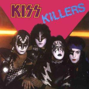 KISS: Killers - Cover