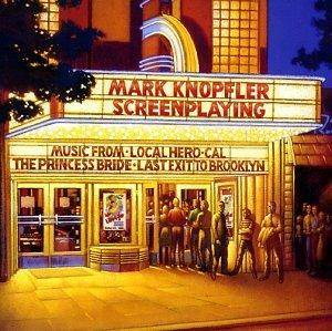 Mark Knopfler: Screenplaying - Cover