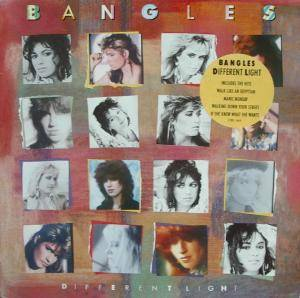 Cover - Bangles, The: Different Light