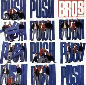 Bros: Push - Cover