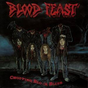 Blood Feast: Chopping Block Blues - Cover