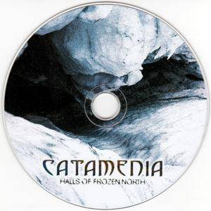 Catamenia: Halls Of Frozen North (CD) - Bild 3
