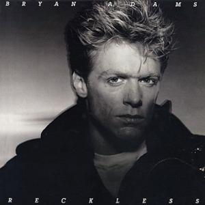 Bryan Adams: Reckless - Cover