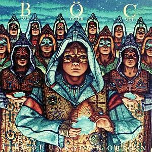 Blue Öyster Cult: Fire Of Unknown Origin - Cover