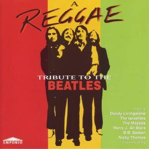 Reggae Tribute To The Beatles, A - Cover