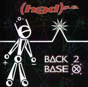 Cover - (Hed) Planet Earth: Back 2 Base X