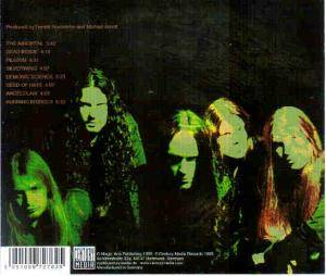 Arch Enemy: Burning Bridges (CD) - Bild 2