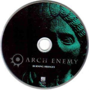 Arch Enemy: Burning Bridges (CD) - Bild 3