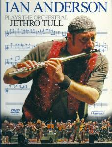 Cover - Ian Anderson: Ian Anderson Plays The Orchestral Jethro Tull